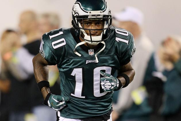Eagles WR DeSean Jackson Sent to IR with Fractured Ribs