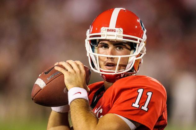 Alabama vs. Georgia: Sizing Up Quarterbacks AJ McCarron and Aaron Murray