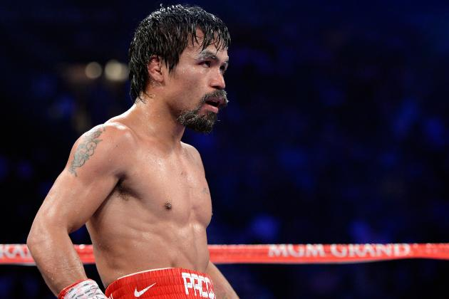Manny Pacquiao vs. Juan Manuel Marquez: Pac-Man Facing Lose-Lose Situation