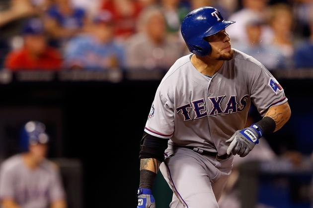 Rangers GM Says the Market for Josh Hamilton Is 'Somewhat Status Quo'