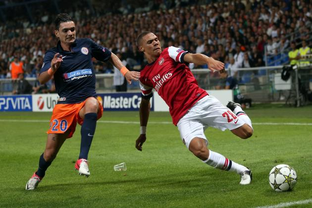 Arsenal: Kieran Gibbs, Andre Santos and the Left Back Dilemma