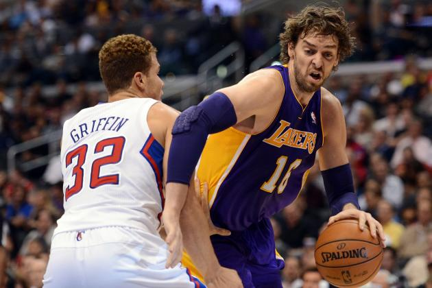 Knicks Rumors: Pau Gasol for Amar'e Stoudemire Trade Would Benefit Both Sides