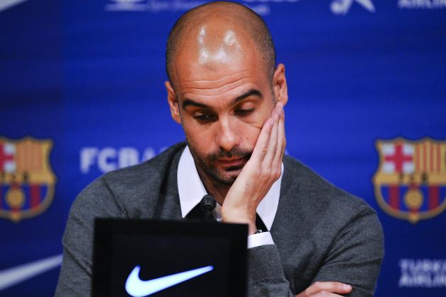 Pep Guardiola Is Reportedly Interested in Managing Man Utd