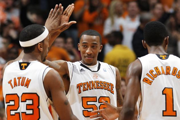 Jordan McRae Embraces Role as UT's Sixth Man