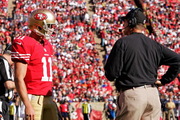 Niners Have Big Decision to Make on Alex Smith