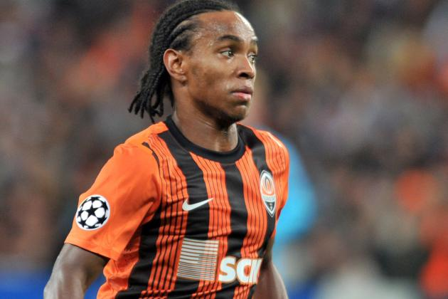 Luiz Adriano Banned for Shakhtar-Juve