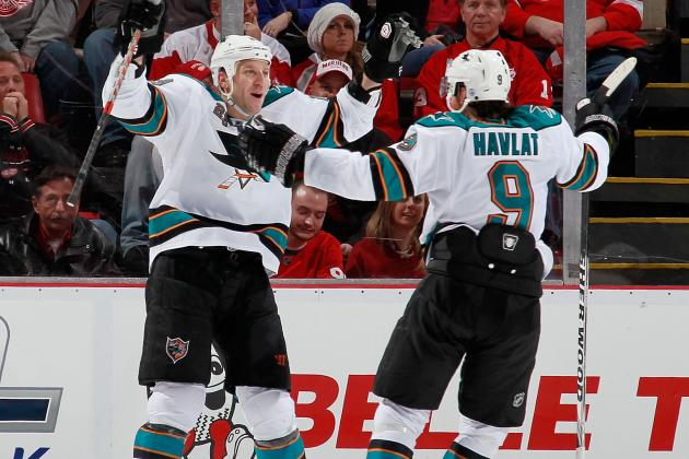San Jose Sharks: Why Clowe, Havlat Should Rethink Playing During NHL Lockout
