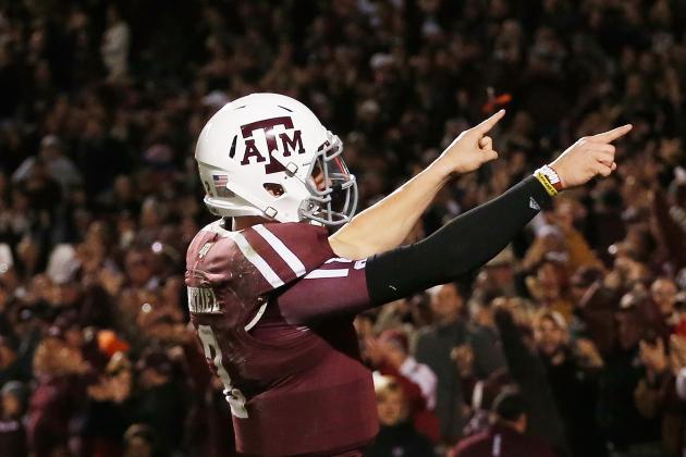 Heisman Watch 2012: Notre Dame's Manti Te'o Is Johnny Manziel's Biggest Threat