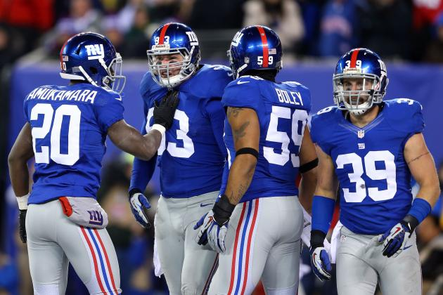 Week 13 NFL Power Rankings: Giants Beginning to Look Super Again