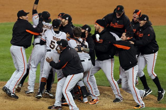 Giants' Record World Series Payout