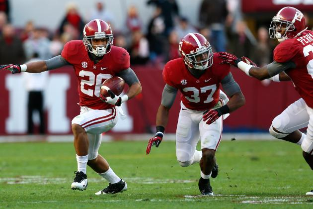 'He Is the Man,' Georgia's Tavarres King Says of Alabama's Dee Milliner