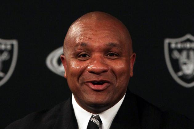 Hue Jackson Says He's Interested in Cal Job