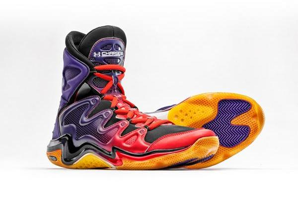 Maryland, Northwestern to Wear Special Multicolored Shoes