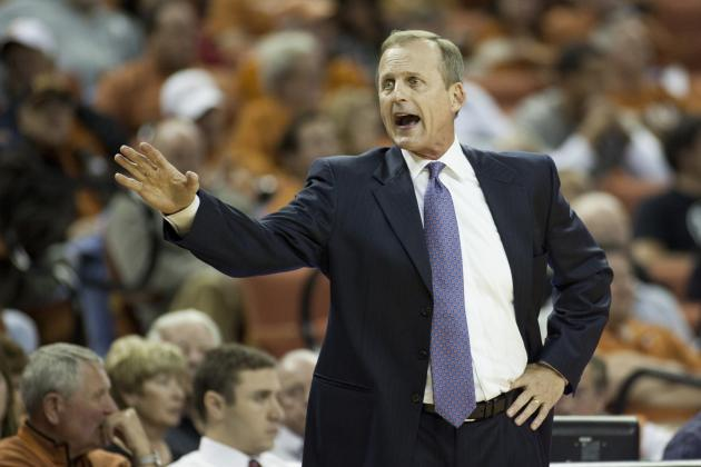 Is It Time for Rick Barnes and Texas to Part Ways?