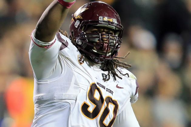 ASU's Sutton Named Pac-12's Top Defensive Player