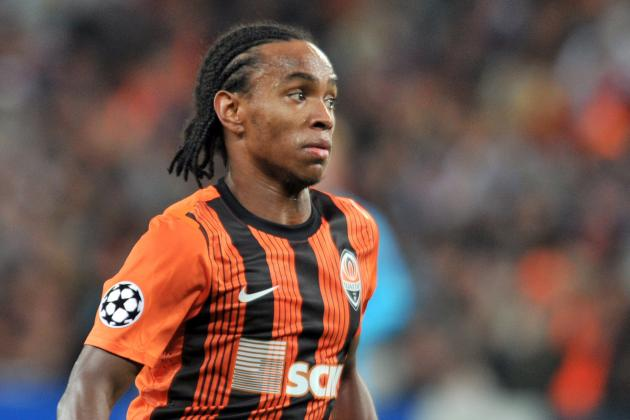 Shakhtar Striker Luiz Adriano Banned for Visit of Juventus