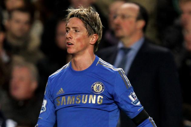 Benitez: Torres Needs to Improve Physically