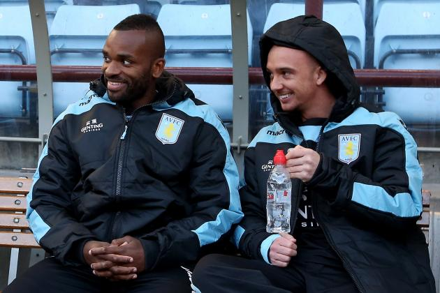 Aston Villa: Snubbed Again, Darren Bent Reportedly Storms Out of Villa Park