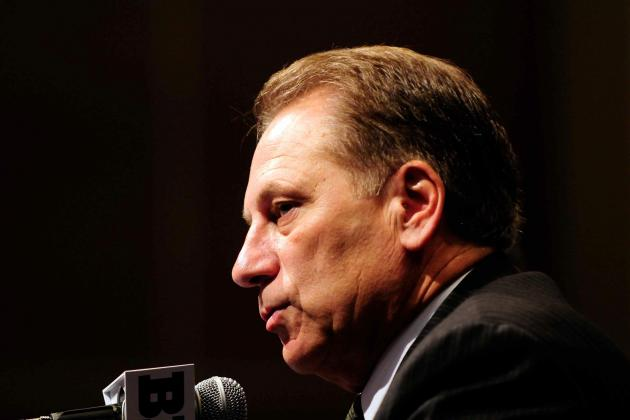 Spartans' Tom Izzo: Big Ten/ACC Challenge 'Intriguing' Matchup...'