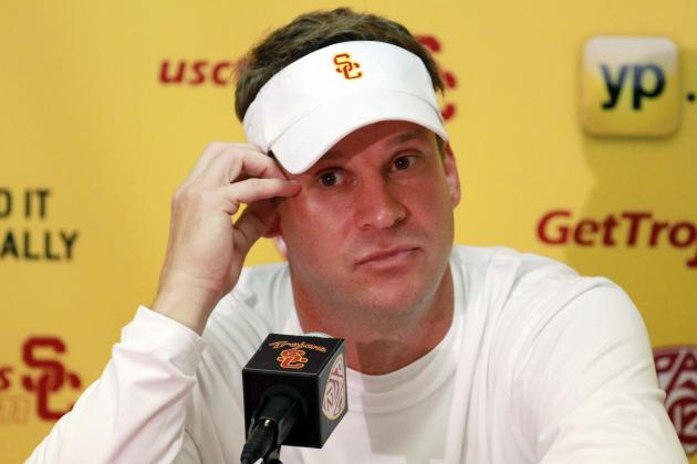 If Bill O'Brien Can Do It at Penn State, Why Can't Lane Kiffin at USC?