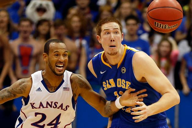 Kansas Senior Travis Releford Wins Big 12 Player of Week