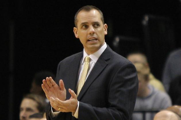 Pacers Coach Frank Vogel: 'We're Weathering the Storm'