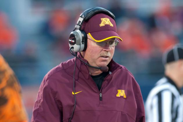 Gophers AD Confident Kill Can Continue