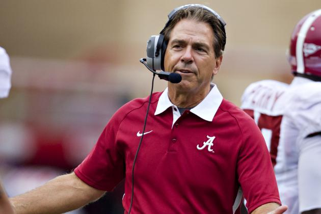 Nick Saban's Comments About Florida, BCS Bowl Berth Smack of Hypocrisy