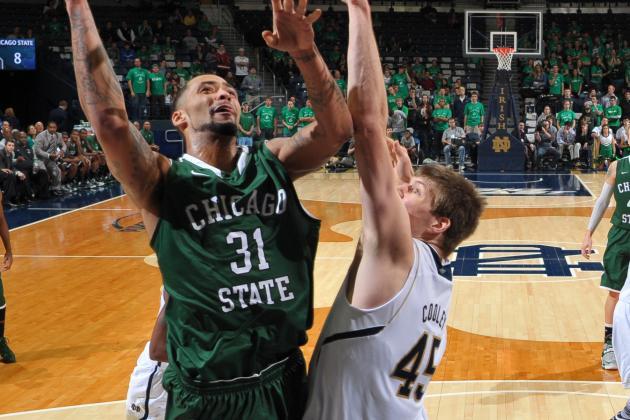 Irish Rout Chicago State