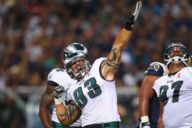 NFL Waiver Wire Order 2012: Teams That Have 1st Shot at Jason Babin