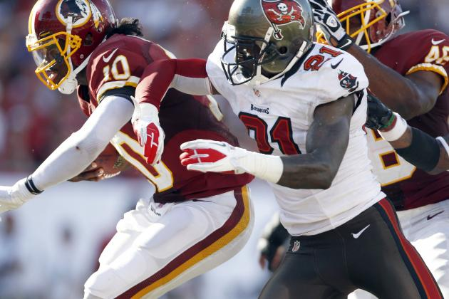 Eric Wright's Suspension Proves He's Not Worth the Trouble for Buccaneers