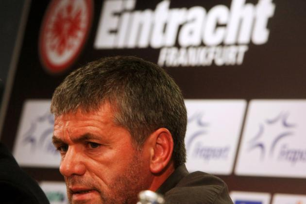 Inter in Advanced Talks with Eintracht Frankfurt Defender