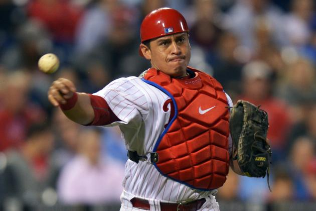 Carlos Ruiz Suspended 25 Games for Amphetamines