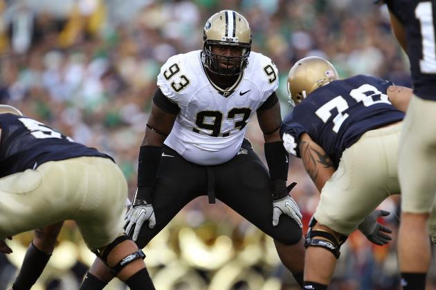 Purdue Defensive Tackle Short Repeats as First-Team All-Big Ten Selection