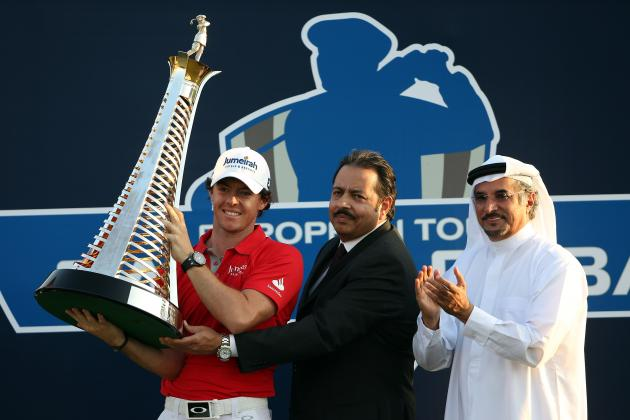 How Does Rory McIlroy's 2012 Season Stack Up Against Tiger Woods' Best Years?