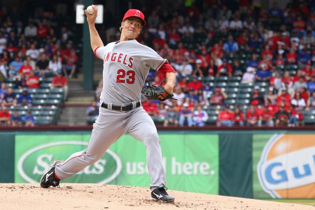 MLB Rumors: Angels Reportedly Unlikely to Re-Sign Zack Greinke