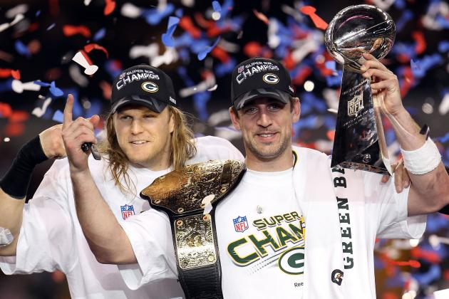 Comparing the 2010 Green Bay Packers to the 2012 Squad