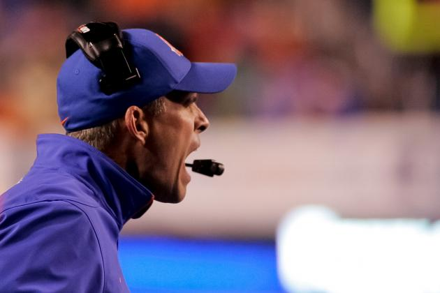 Report: Chris Petersen, Gary Patterson in Play for Tigers
