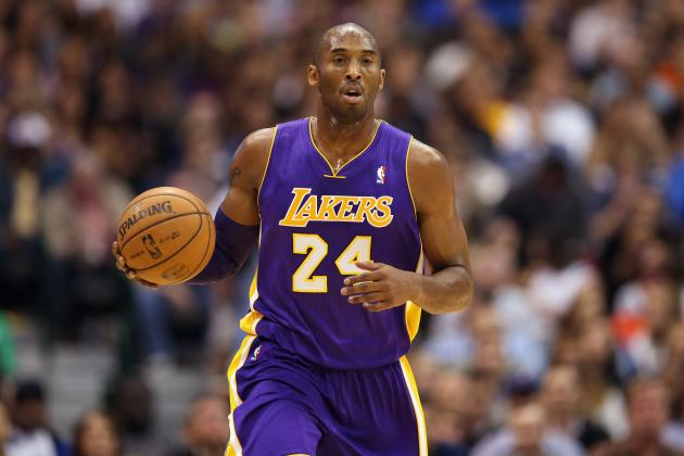 Kobe Bryant's Improved Efficiency More Than a Product of D'Antoni's System