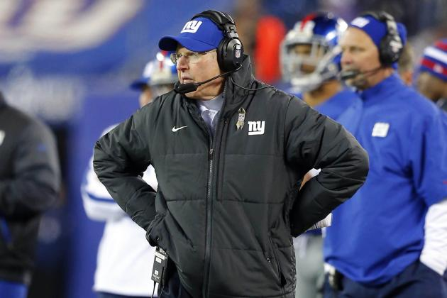 New York Giants: Progress Report Headed into Week 13