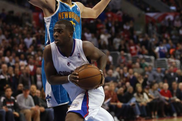 Hornets Shut Down Blake Griffin to Snap Losing Streak
