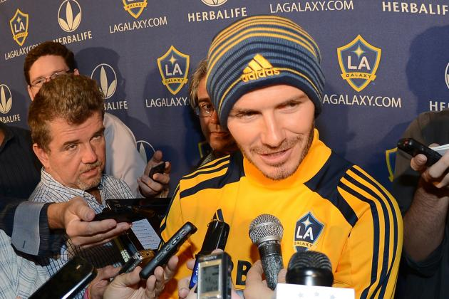 David Beckham: Tactical Evolution of Man Utd, Real Madrid and L.A. Galaxy Star