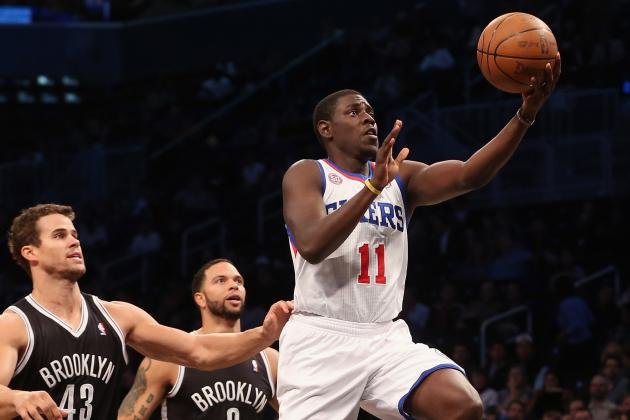 Jrue Holiday Is Runaway Favorite for NBA's Most Improved Player in 2012-13