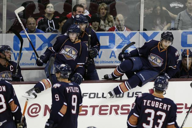 Edmonton Oilers Farm Report: OKC Barons Starting to Find Their Groove