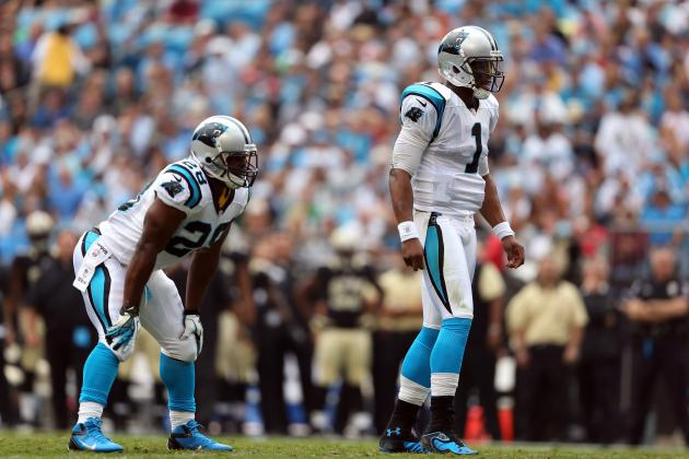 Jonathan Stewart Injury: How Panthers Must Alter Offensive Approach with RB Hurt