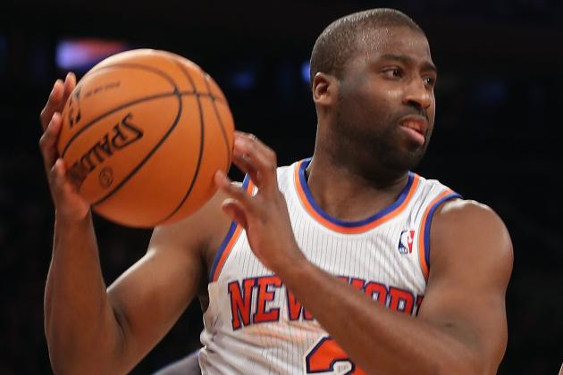 Why Raymond Felton Is Being Grossly Overrated by NY Knicks Fans
