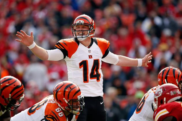 Setting Odds on the Bengals Sneaking into the Postseason