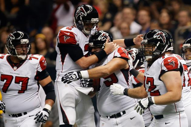 Saints vs. Falcons: Time for a Statement Game from Atlanta
