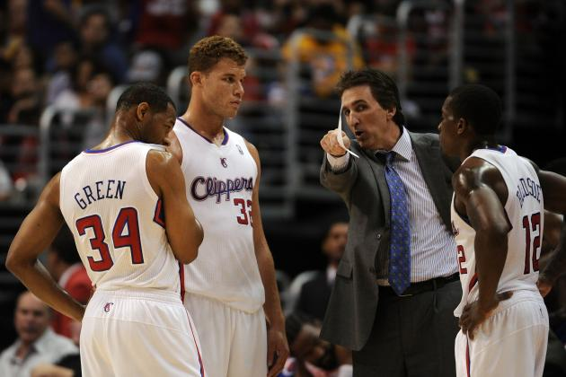 Are L.A. Clippers Doubting Vinny Del Negro as Head Coach?