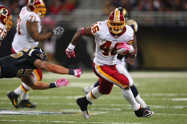 New York Giants: Big Blue Signs Ryan Torain After Andre Brown Injury